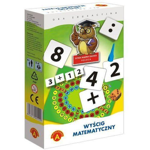 Alexander  gra wyścig matematyczny mini (0717)