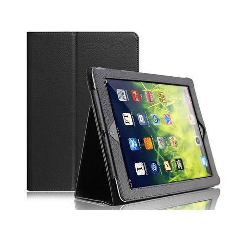 Etui Stojak Apple iPad 9.7 2017 / 2018 Czarne - Czarny, kolor czarny