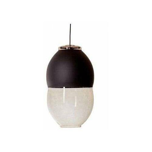 4 Concepts Miranda Amber Long Z212111000 lampa wisząca zwis 1x60W E27 czarny