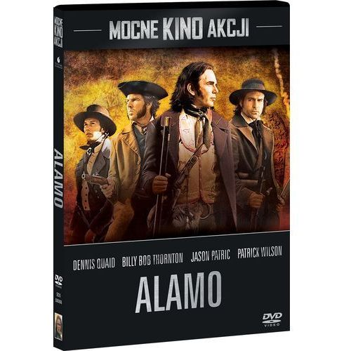 ALAMO (DVD) MOCNE KINO AKCJI (7321916503687)