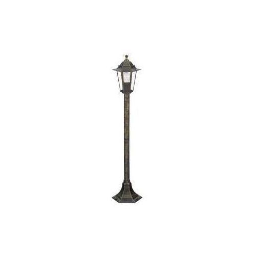 Lampa stojąca zewnętrzna Rabalux Velence 1x60W E27 antyczne złoto 8240
