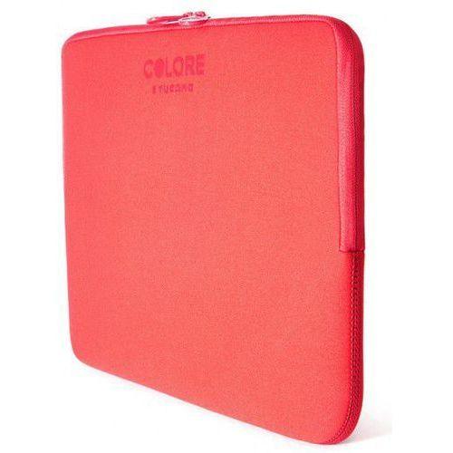 Etui TUCANO Colore 11.6 - 12.5 cala Czerwony (BFC1112-R)