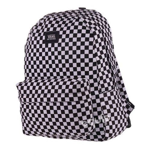 Plecak  old skool ii - black white checker marki Vans