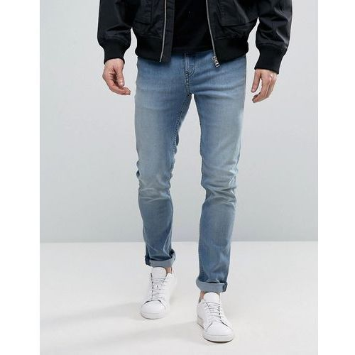 tight jeans strong blue wash - blue marki Cheap monday