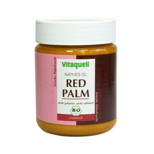 VITAQUELL 200g Olej palmowy czerwony Native BIO. Najniższe ceny, najlepsze promocje w sklepach, opinie.