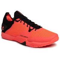 Buty UNDER ARMOUR - Ua Tribase Reign 2 3022613-601 Red, kolor różowy