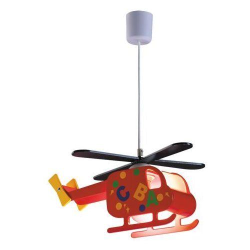 Lampa oprawa wisząca dziecięca helicopter 1x40w e27 4717 marki Rabalux
