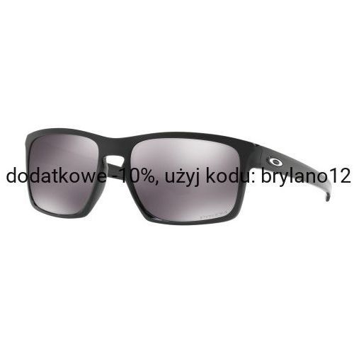 Okulary Oakley Sliver Polished Black Prizm Black Iridium OO9262-4657