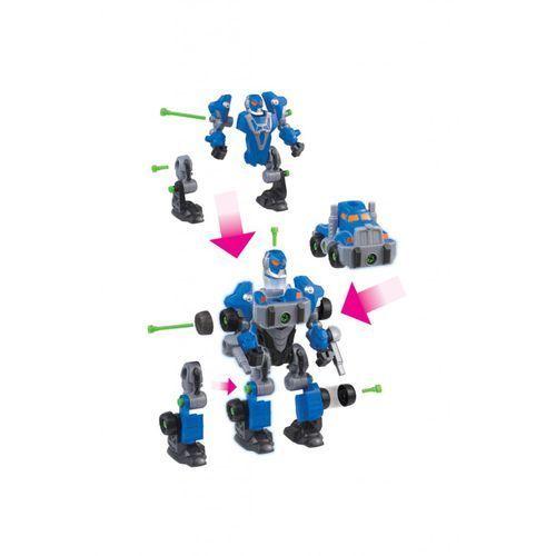 Rozkręcony robot 1y32fs marki Dumel