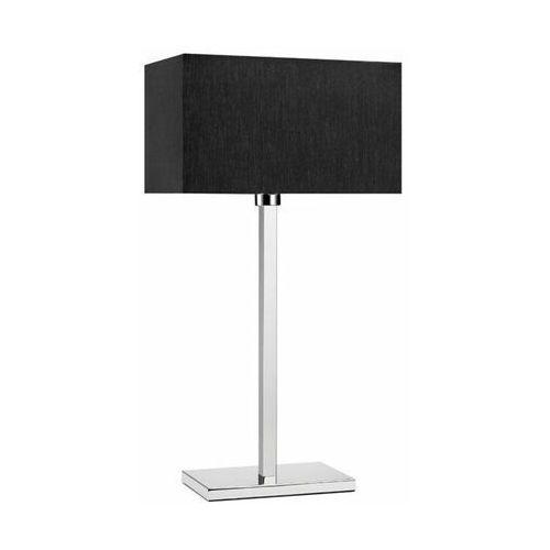Markslojd Savoy XL 107740 Lampa stołowa lampka 1x60W E27 chrom/czarny (7330024585591)