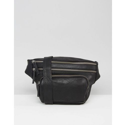 festival bum bag - black marki Pieces