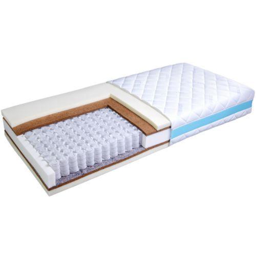 Materac EREBU DREAM JANPOL 80x200 kieszeniowo-piankowy - poekspozycyjny Darmowa dostawa, Wiele produktów dostępnych od ręki!