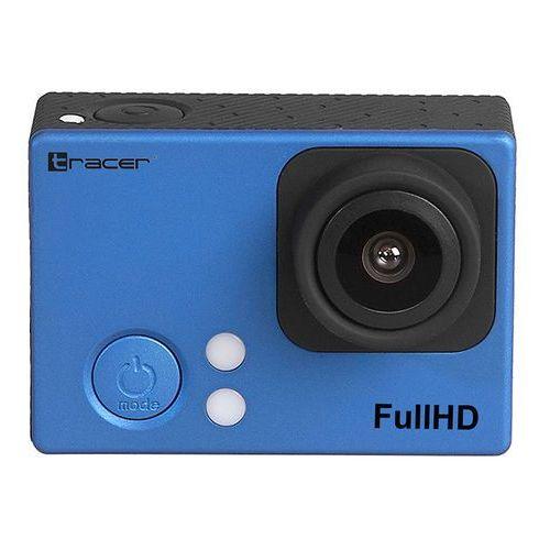 Kamera sportowa slim fhd adventure 2030 niebieski marki Tracer