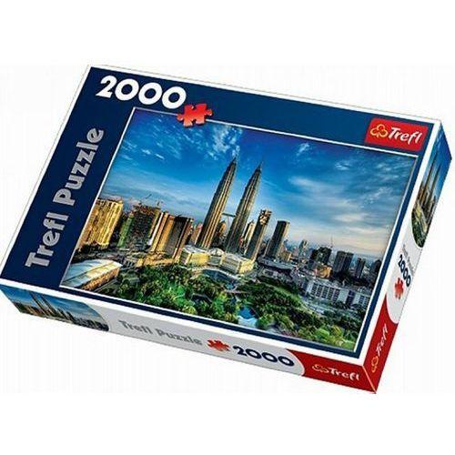 Trefl Puzzle 2000 petronas twin towers (5900511270754)