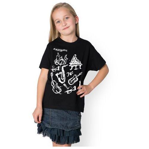 Koszulka dziecięca jazz 2 marki Megakoszulki