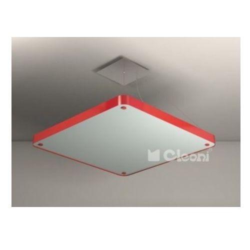 Argon kwadrat i zw504f 1151w62 lampa wisząca - kolor z wzornika marki Cleoni