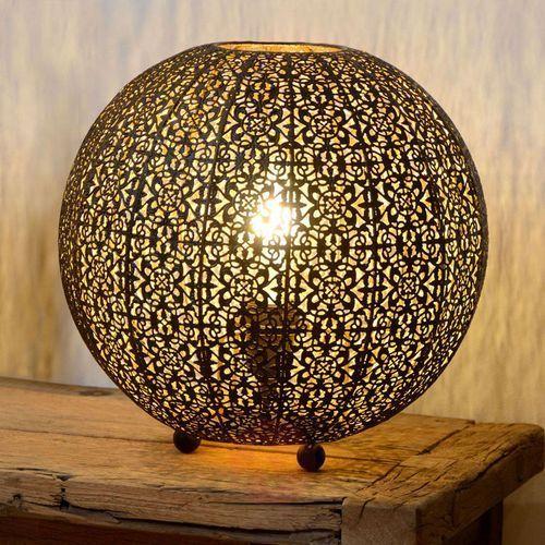 Lucide 78583/34/30 - Lampa stołowa TAHAR 1xE27/60W/230V 33 cm, 78583/34/30