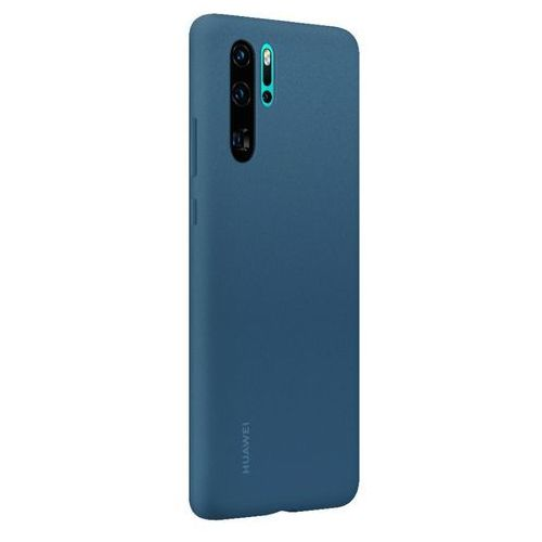 Huawei P30 Pro Silicone Cover - Denim Blue