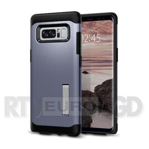 Spigen Slim Armor 587CS21836 Samsung Galaxy Note8 (orchid gray), kolor szary