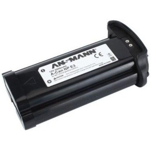 Akumulator do canon a-can np e-3 (2000 mah) marki Ansmann