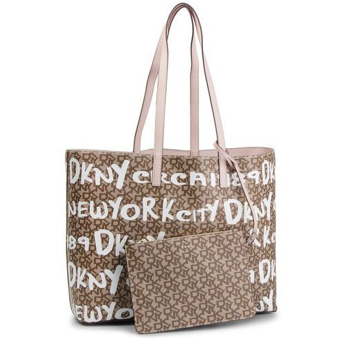 Dkny Torebka - bedford-trifold wal r84a4756 chino logo/iconic blush jcl