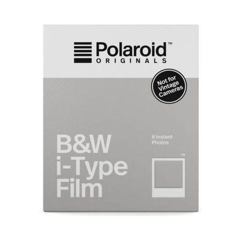Polaroid Wkłady do aparatu i-type czarno-biały (8 zdjęć) (9120066087720)