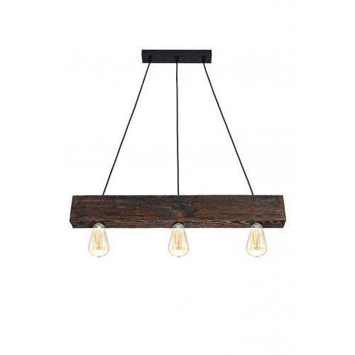 Lampa wisząca Balzan 3 Plus Mabrillo- palisander, 091908P