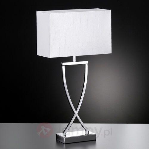 Honsel anni lampa stołowa chrom, 1-punktowy - nowoczesny - obszar wewnętrzny - anni - czas dostawy: od 2-4 dni roboczych