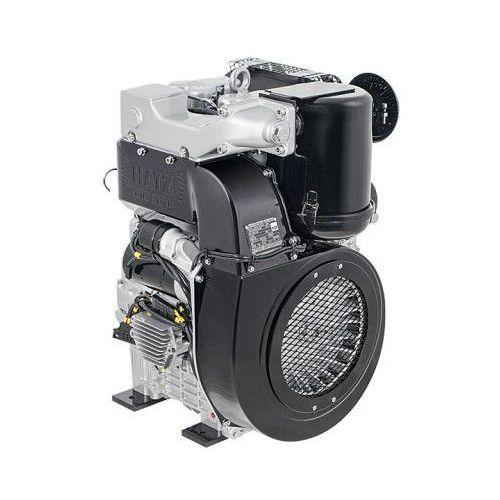 Silnik diesla Hatz 2G40 elektryczny rozruch