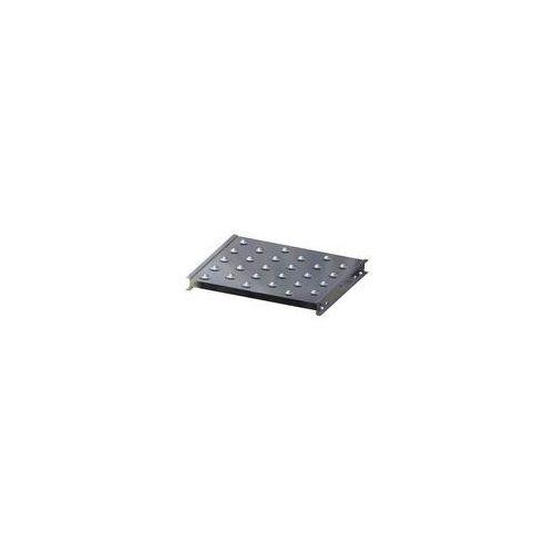 Gura fördertechnik Stół kulowy, wys. konstrukcji 70 mm, szer. przenośnika 600 mm, dł. 500 mm, podzi