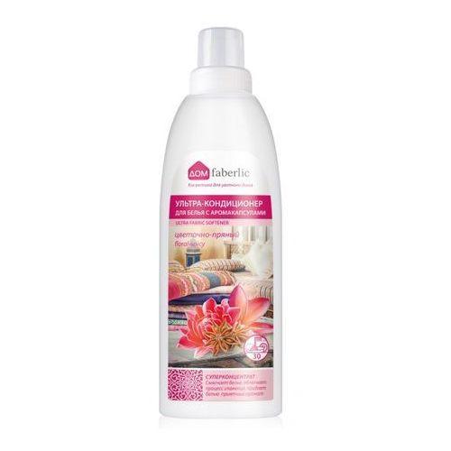 Faberlic - Ultrazmiękczający płyn z aromakapsułkami - aromat kwiatowo-korzenny art. 11269, 01310