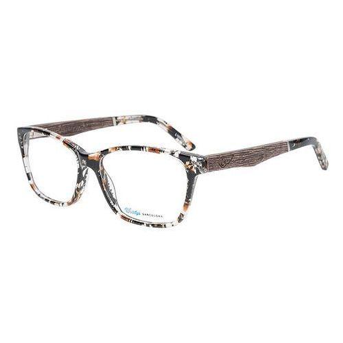 Okulary korekcyjne born 122 marki Woodys barcelona