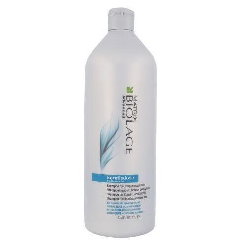 Matrix Biolage Keratindose Shampoo 1000ml W Szampon do włosów z keratyną