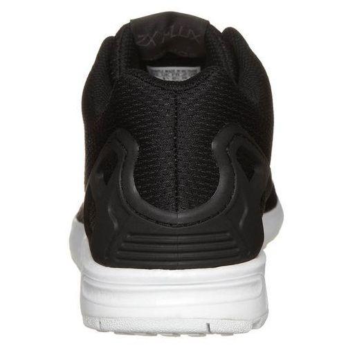 adidas Originals ZX FLUX Tenisówki i Trampki black, trampki/tenisówki, czarny