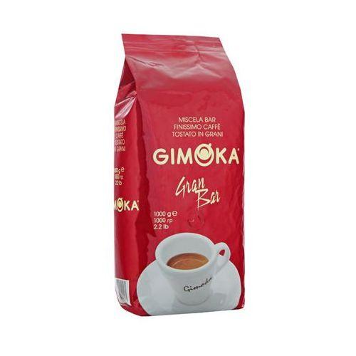 Gimoka 1kg gran bar kawa ziarnista