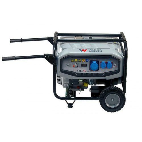 Agregat prądotwórczy, generator WACKER NEUSON MG5, 873