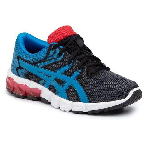 Sneakersy ASICS - Gel-Quantum 90 2 1024A038 Grey/Directoire Blue 022, kolor niebieski