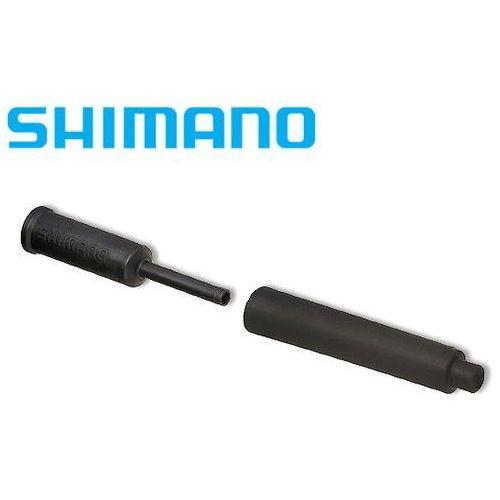Shimano Y6am98080 końcówki pancerza przerzutkowego  wraz z uszczelnieniem, kategoria: pancerze i linki
