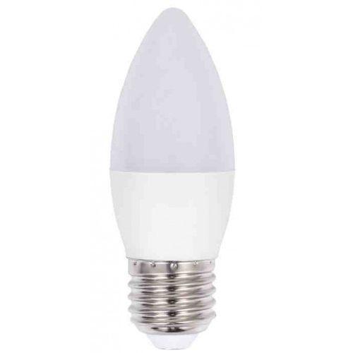 Żarówka LED E27 6W 510lm świeca ciepła Yassno, 2711