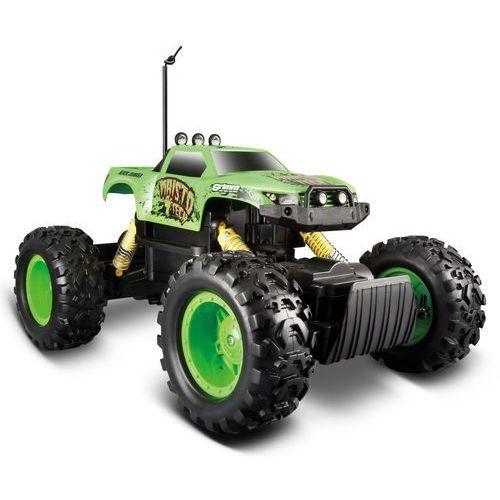 rc auto rock crawler - zielony marki Maisto