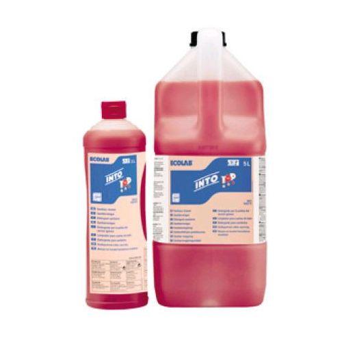 into top - do mycia urządzeń sanitarnych - 5l marki Ecolab