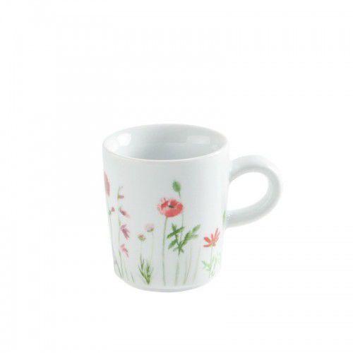 Kahla five senses wildblume mg filiżanka do espresso, 0,09 l, czerwona (4043982258645)