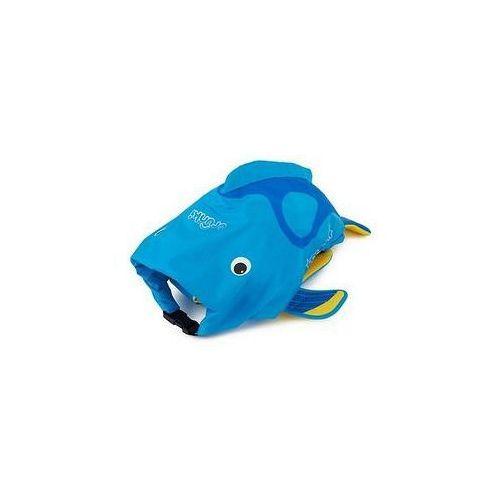 Plecak wodoodporny PaddlePak Trunki (tropikalna rybka niebieska)