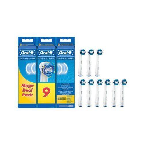 Oral-b Końcówka szczoteczki precision clean (9 sztuk) darmowy transport (4210201066798)