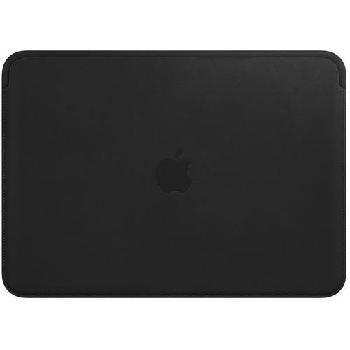 Etui leather sleeve mteg2zm/a 12 cali czarny + darmowy transport! marki Apple