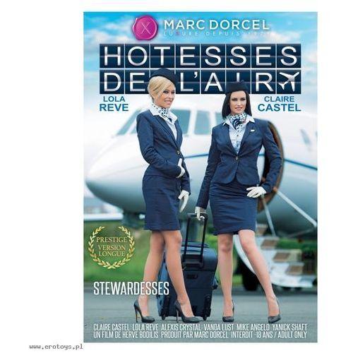 Marc dorcel (fr) Dvd marc dorcel - stewardesses