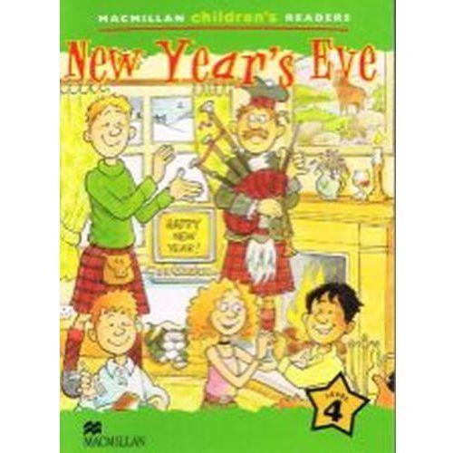New Years Eve Angielski poziom 4 książeczka do czytania, Palin, Cheryl