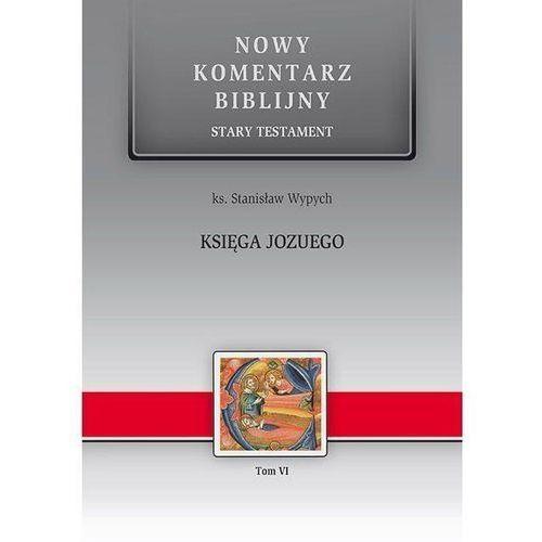 Nowy komentarz...ST T. 6 Księga Jezuego - Stanisław Wypych, Stanisław Wypych