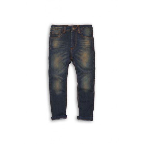 Spodnie jeansowe dla chłopca 1l35a8 marki Minoti