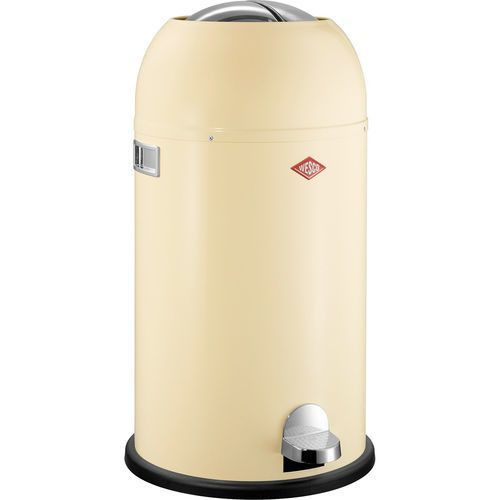 Wesco Beżowy kosz na śmieci kickmaster 33 litry (184631-23)